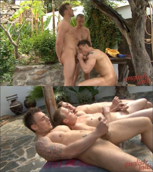 ELs – Tyler Hirst, Rich Wills & Chris Little