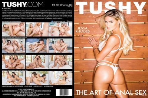 The Art Of Anal Sex 10 (2019)