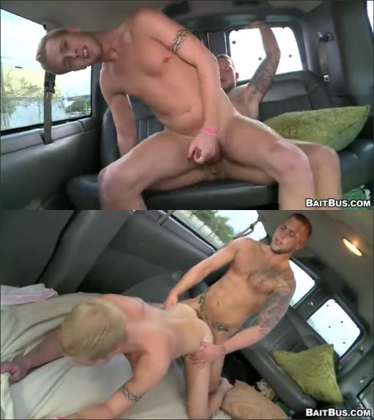 Carter Jacobs & Cole Harvey - Fucks the Personal Trainer