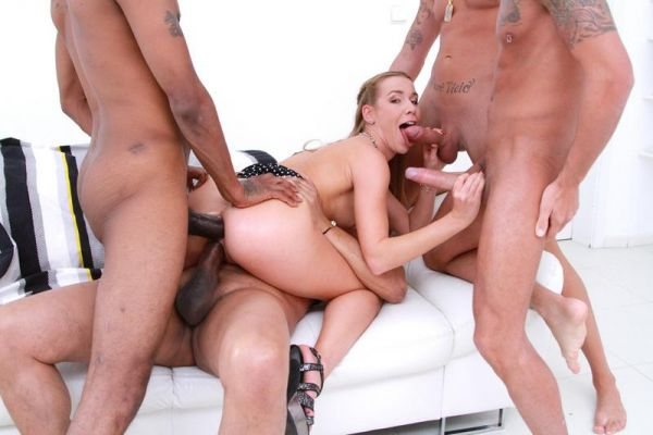 Alexis Crystal - Alexis Crystal assfucked balls deep by Gonzo monster cock team SZ2088 (HD/2019) by LegalP0rno.com