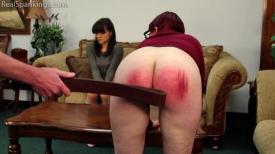 RealSpankings – Spanked with the Belt for Breaking Curfew (Part 2 of 2)