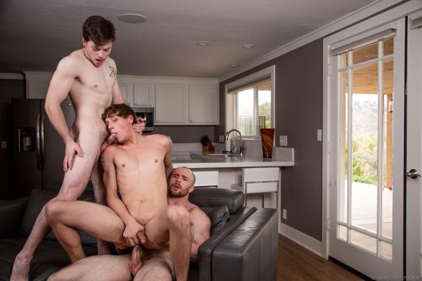 NDB – Good Neighbors – Markie More, Zachary Country & Jaydon Jensen