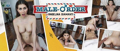 Male-Order - Angelina Diamanti Oculus