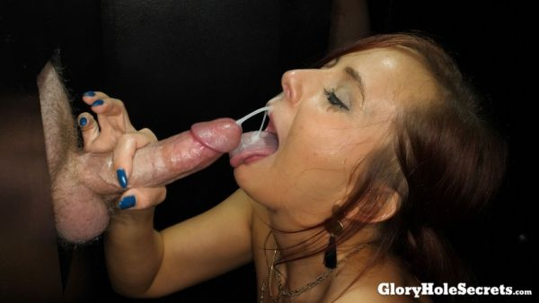 Holly Lace - Holly L's First Gloryhole Video - 08.02.2019 [HD 720p] (Gloryholesecrets)