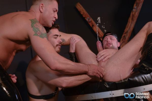 DP – Black Box, Orgy – Dominic Pacifico, Drew Dixon & Cazden Hunter