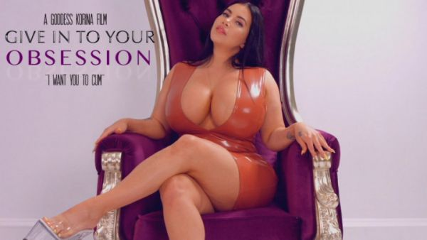 Korina Kova - Give in to your Obsession - 23.02.2019 [FullHD 1080p] (M@nyVids)