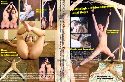 Ashleigh – Chloroformed and Kept