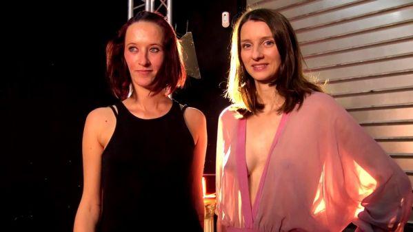 Morgane, Pauline - Morgane, 27ans, et Pauline, 28ans, se decouvrent (25.02.2019) [FullHD 1080p] (JacquieetMichelTV)