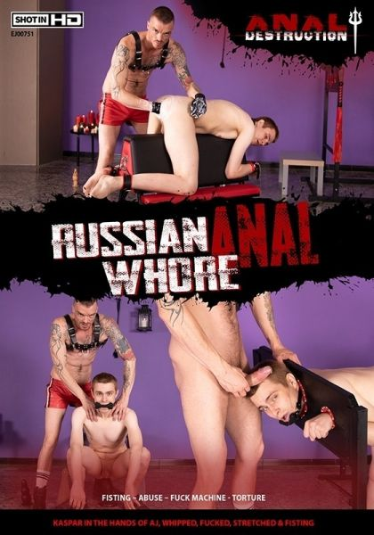 MDF - Anal Destruction - Russian Anal Whore
