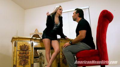 AmericanMeanGirls – Platinum's Boyfriend Behavioral Correction Service