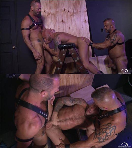 HPM - Alpha Training - Drake Jaden, Vic Rocco & Jon Galt