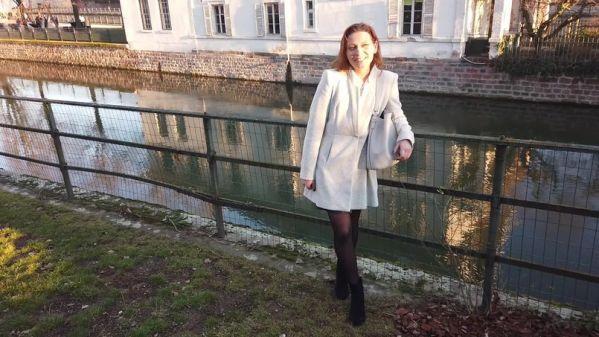Camille - Camille, 36ans, nous fait decouvrir Strasbourg - 28.02.2019 (FullHD/2019) by JacquieetMichelTV.net
