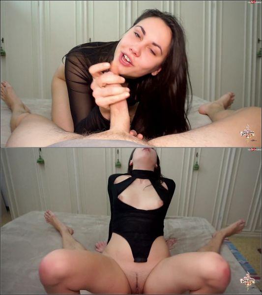 JennyStella - Heute hatte ich Sex! So geht's, werde mein Drehpartner!