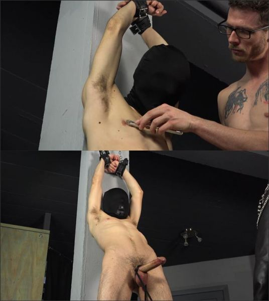 DBB – Marcus Rivers – Young Cock Torture – Chapter 3