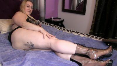 Clubstiletto – Lick While I Pleasure Myself – Mistress April