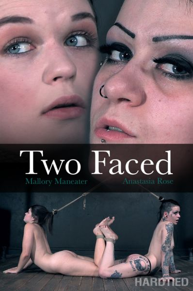 Mallory Maneater & Anastasia Rose - Two Faced (20.02.2019 / HD 720p)