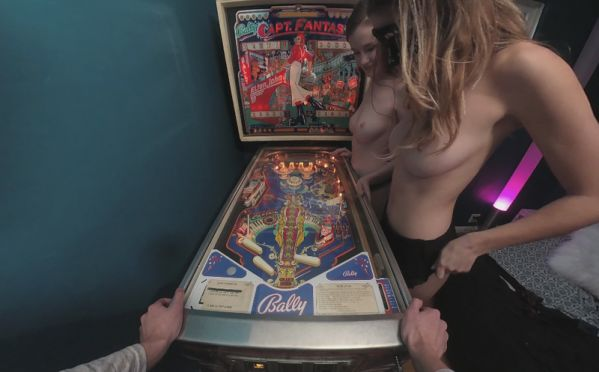 Pinball - Emily Bloom Your Little Angel Gear Vr