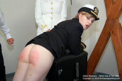 FirmHandSpanking – Marks Out of Ten – Zr – Helen Stephens