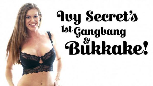 Ivy Secret - Ivy Secret's 22-Man Gangbang & Bukkake  (05.03.2019) [FullHD 1080p] (M@nyVids)