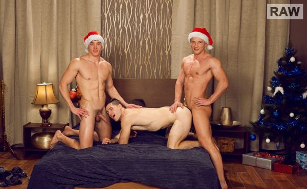 WH – Xmas Wank Party #91 RAW – BACKSTAGE