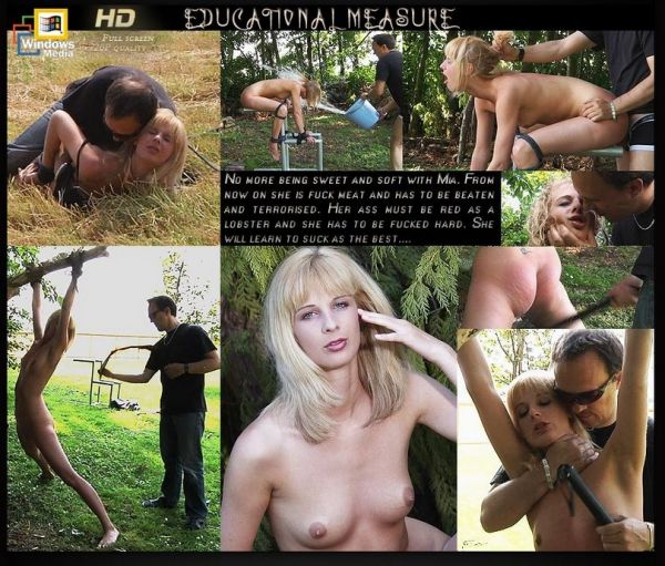 Mia Hilton - Educational Measure (HD 720p)