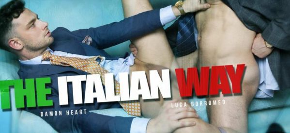 MAP – The Italian Way – Damon Heart & Luca Borromeo