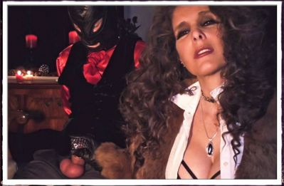 DominatrixAnnabelle – Boardroom Torment!