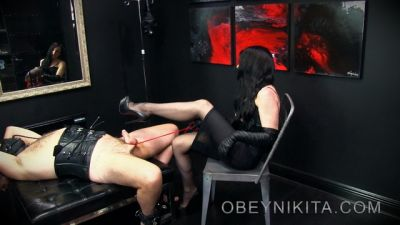 ObeyNikita – Playing With My Cock