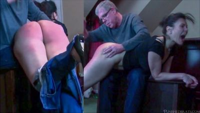 PunishedBrats – The Late Model Audrey Part 2 of 2