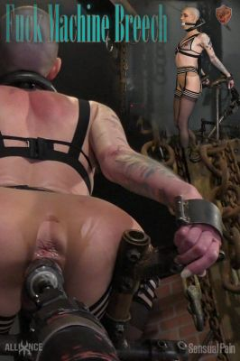 SensualPain - March 10, 2019 - Fuck Machine Breech | Abigail Dupree