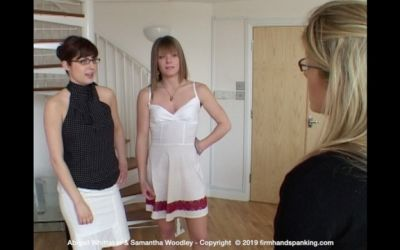 FirmHandSpanking - Editorial Judgement - H - Abigail Whittaker