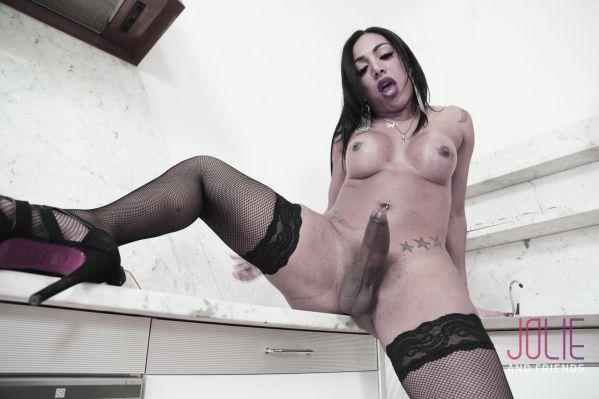 Aylla Gattina - Big Round Booty (JolieAndFriends.com/FullHD/2019)