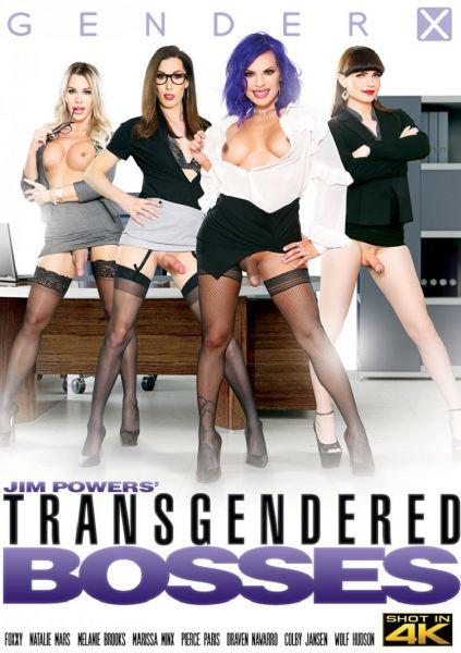 Melanie Brooks, Natalie Mars, Marissa Minx, Foxxy - Transgendered Bosses (Split Scene) (GenderX.com/FullHD/2019)