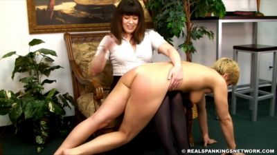 RealSpankings - Punishment Profile: Bobbie
