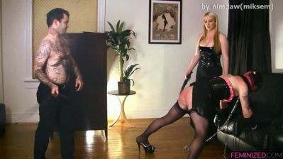 Feminized – Punished Sissy – Lexi Sindel