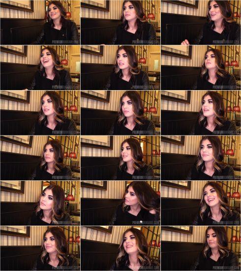 Hellen V #1 - Interview before Bukkake (21.03.2019) [FullHD 1080p] (PremiumBukkake)
