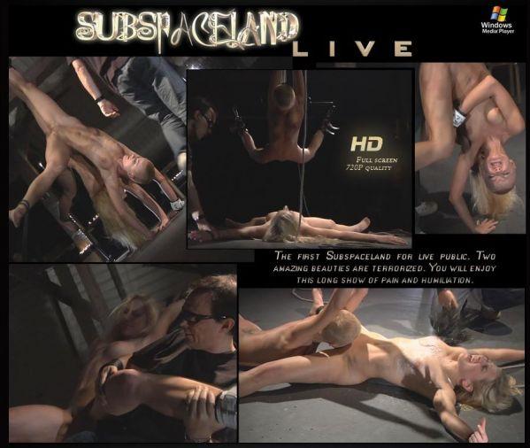 CJ & Caroline Fox - Subspaceland Live (HD 720p)