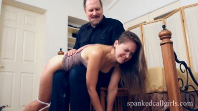 SpankedCallGirls – February 1st, 2019 Rachel Adams Spanked to Tears