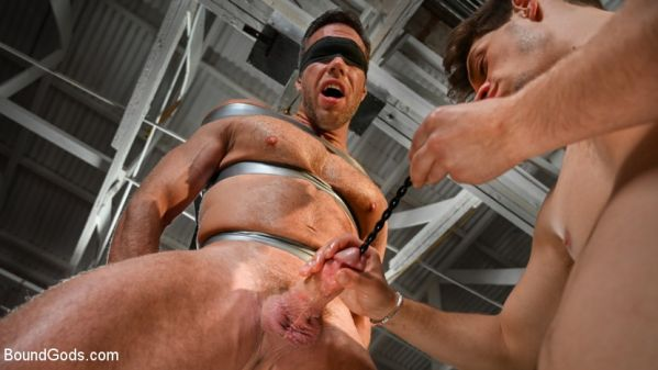 BG - My Brother's Discipline - Michael DelRay Punishes Step-Bro Alex Mecum