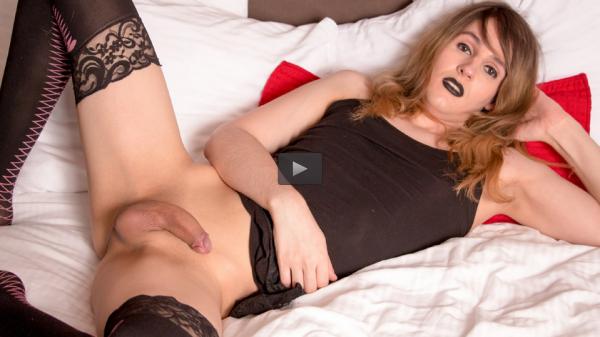 Dezabel Jett - Dezabel's Erotic Cum Shooting! (2018 / HD 720p)