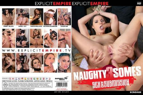 Naughty 3Somes - Sex and Submission (2018)