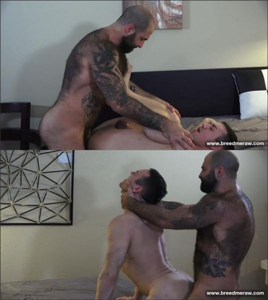 BMR - Atlas Grant and Gabriel Divo - Bareback