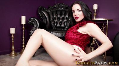GoddessAlexandraSnow – Kiss My Shiny Ass