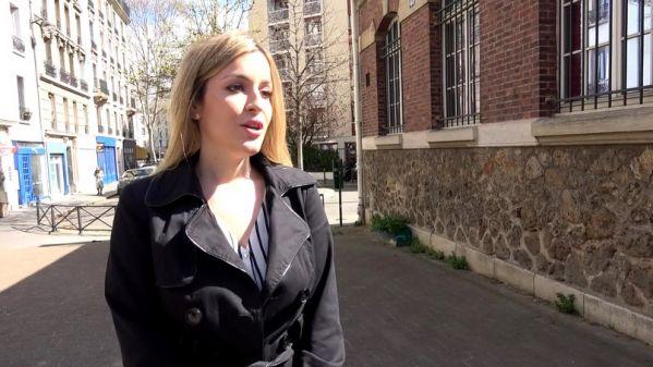 Marica - Une blonde anatomique : Marica, 22ans (28.03.2019) [FullHD 1080p] (JacquieetMichelTV)