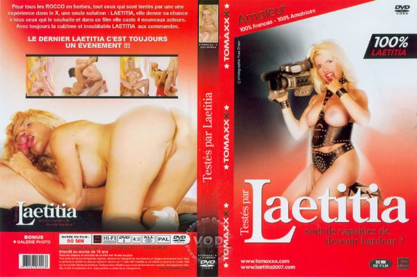 Testes par Laetitia - Tests for Letitia