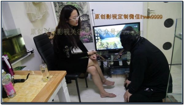 Chinese Femdom CJF-073