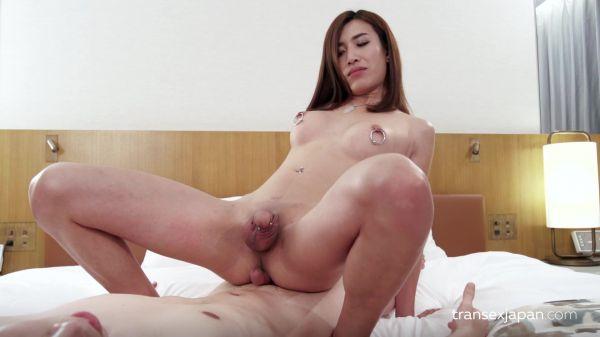 TranSexJapan: Allison - Allison Hard Cock Sumata (22.03.2019) [FullHD/1080p]