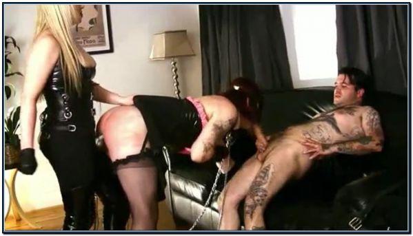 Punished Sissy