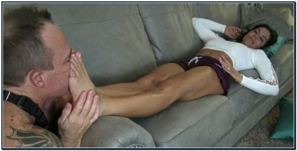 Pussy Feet And Humiliation