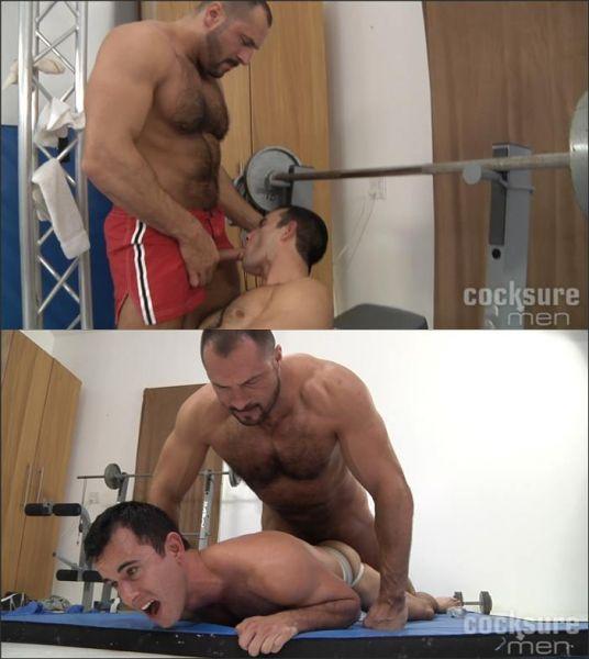 CSM - The Gay Coach 5 Arpad Miklos & Leo Alarcon